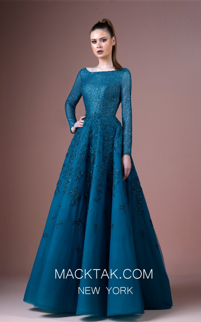 Gatti Nolli OP4757 Front Dress