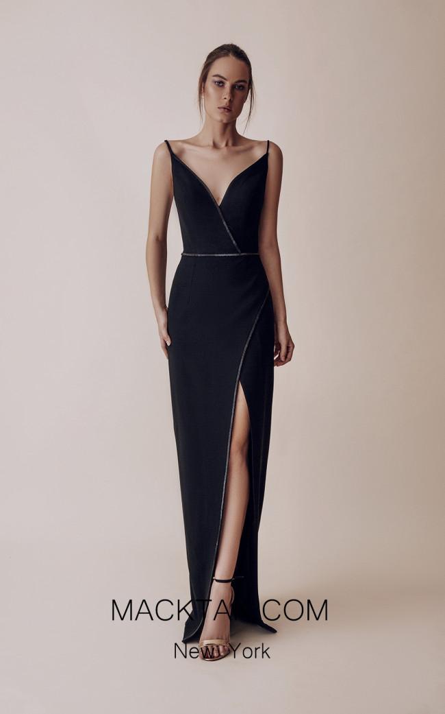 Gatti Nolli 4657 Optimum Design Front Evening Dress