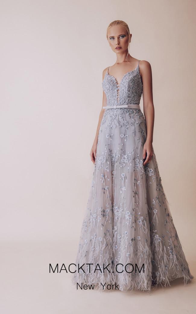 Gatti Nolli 4899 Optimum Design Front Evening Dress