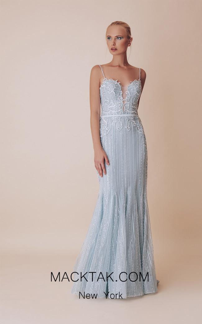 Gatti Nolli 4908 Optimum Design Front Evening Dress