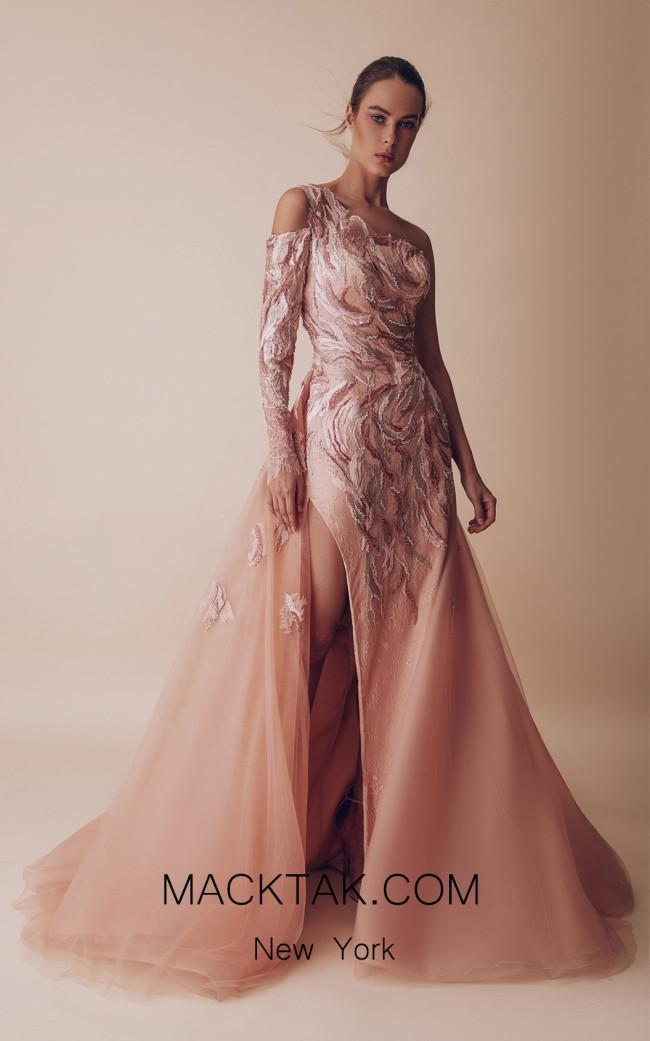 Gatti Nolli 4914 Optimum Design Front Evening Dress