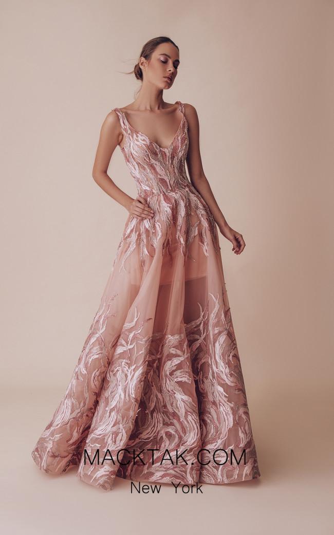 Gatti Nolli 4915 Optimum Design Front Evening Dress