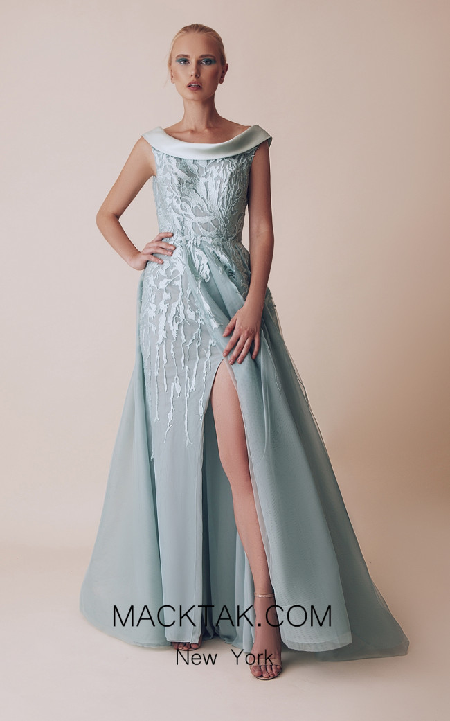 Gatti Nolli 4950 Optimum Design Front Evening Dress
