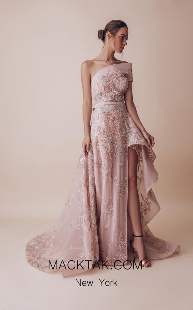 Gatti Nolli 4953 Optimum Design Front Evening Dress