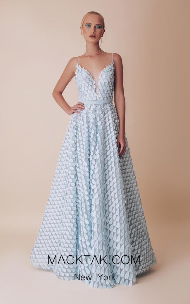 Gatti Nolli 4955 Optimum Design Front Evening Dress