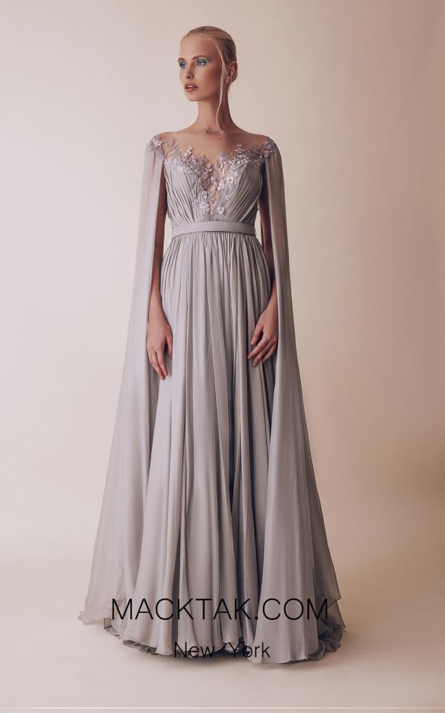 Gatti Nolli 4963 Optimum Design Front Evening Dress