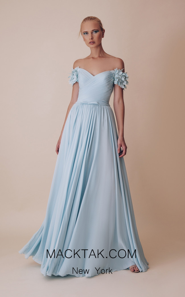 Gatti Nolli 4983 Optimum Design Front Evening Dress