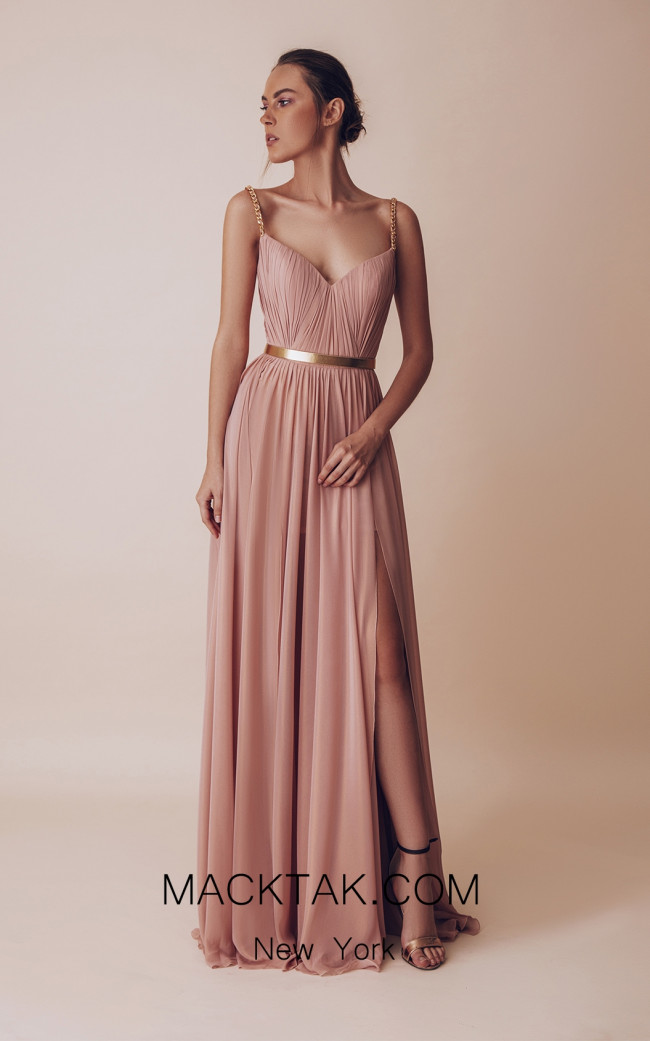 Gatti Nolli 4986 Optimum Design Front Evening Dress