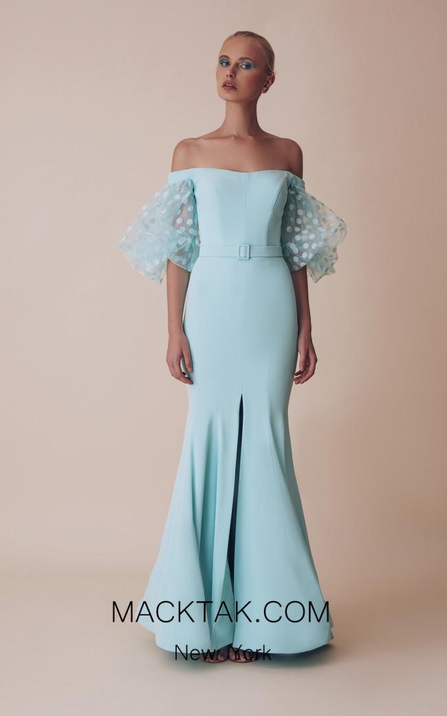 Gatti Nolli 5022 Optimum Design Front Evening Dress