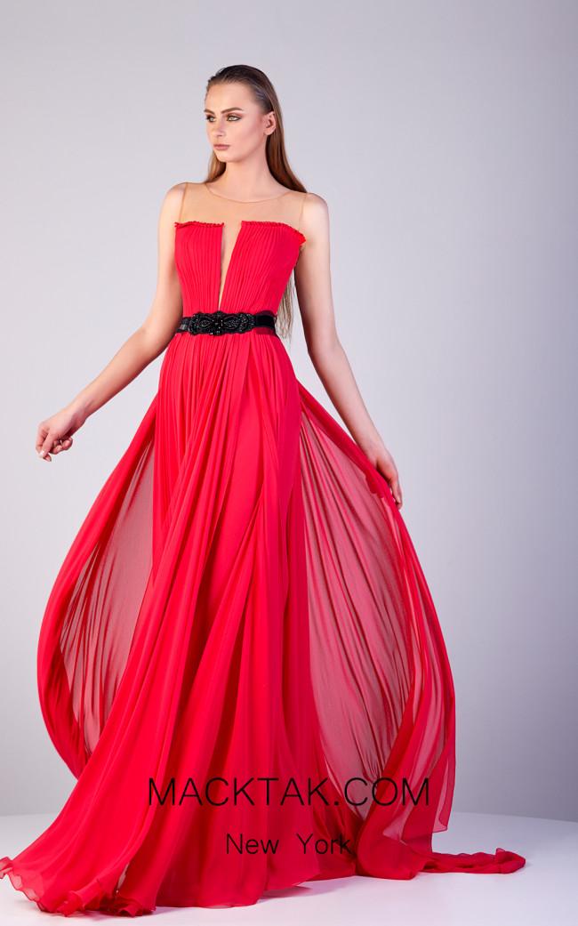 Gatti Nolli ED2775 Wisteria Front Dress