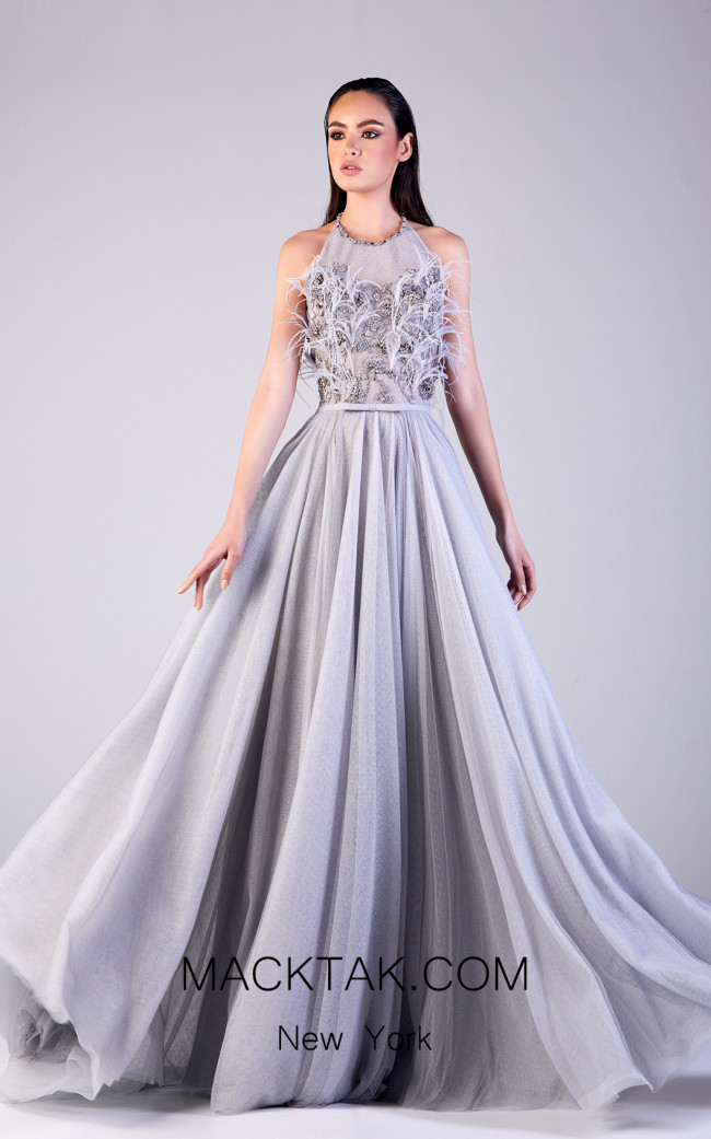 Gatti Nolli OP5155 Clarkia Front Dress
