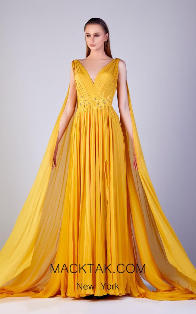 Gatti Nolli OP5168 Celosia Front Dress