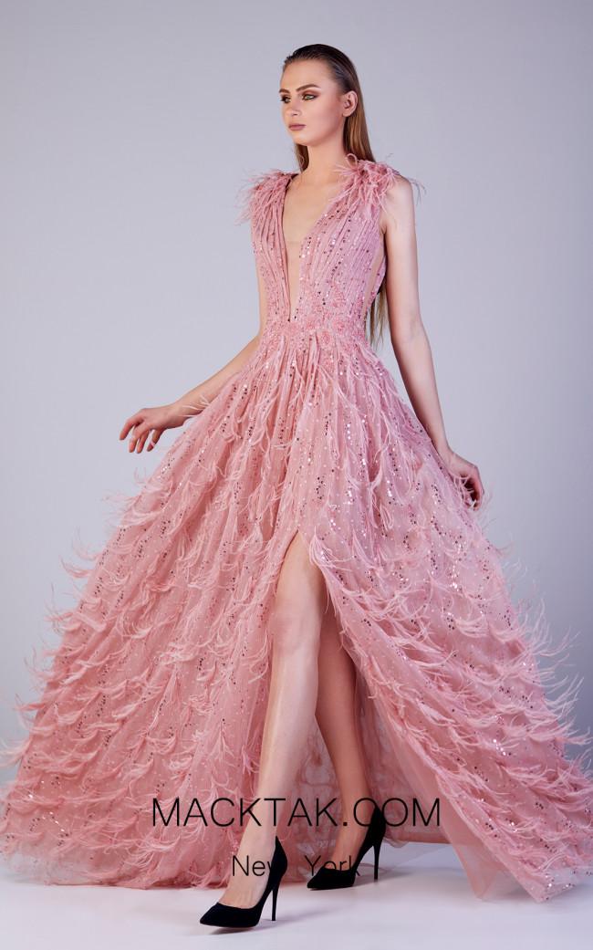 Gatti Nolli OP5169 Pansy Front Dress