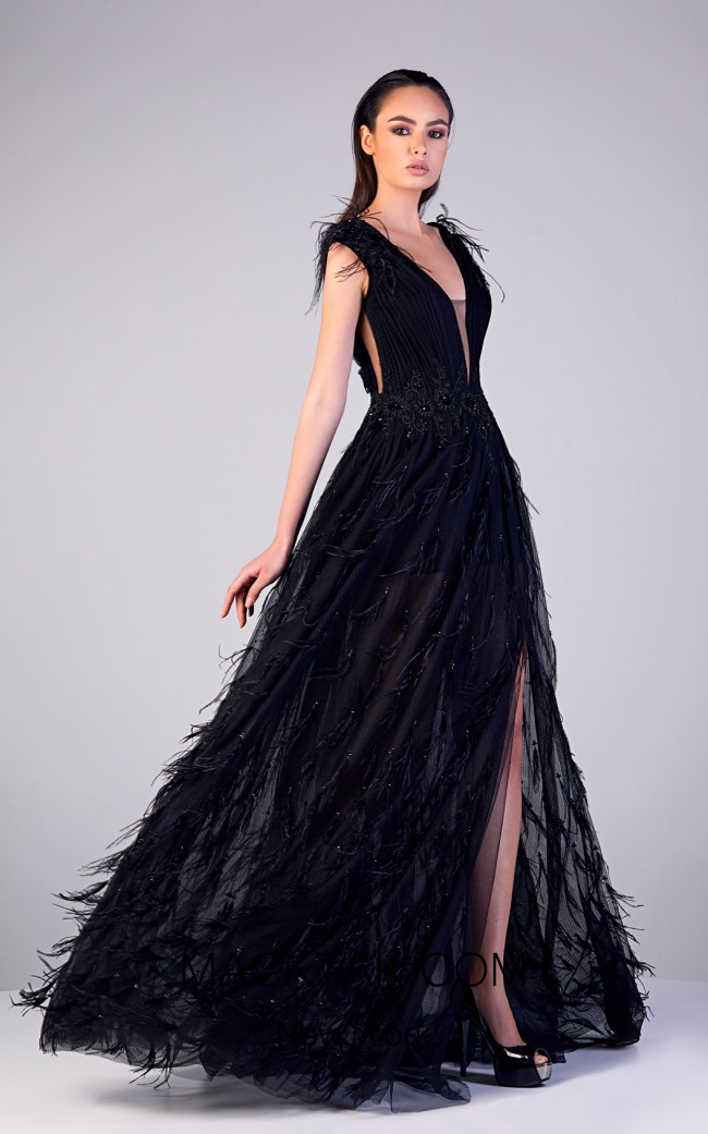 Gatti Nolli OP5170 Rose Front Dress