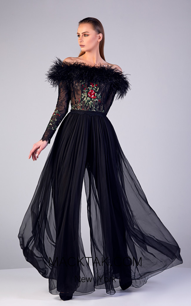 Gatti Nolli OP5176 Diascia Front Dress