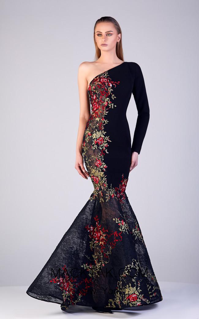 Gatti Nolli OP5177 Clover Front Dress