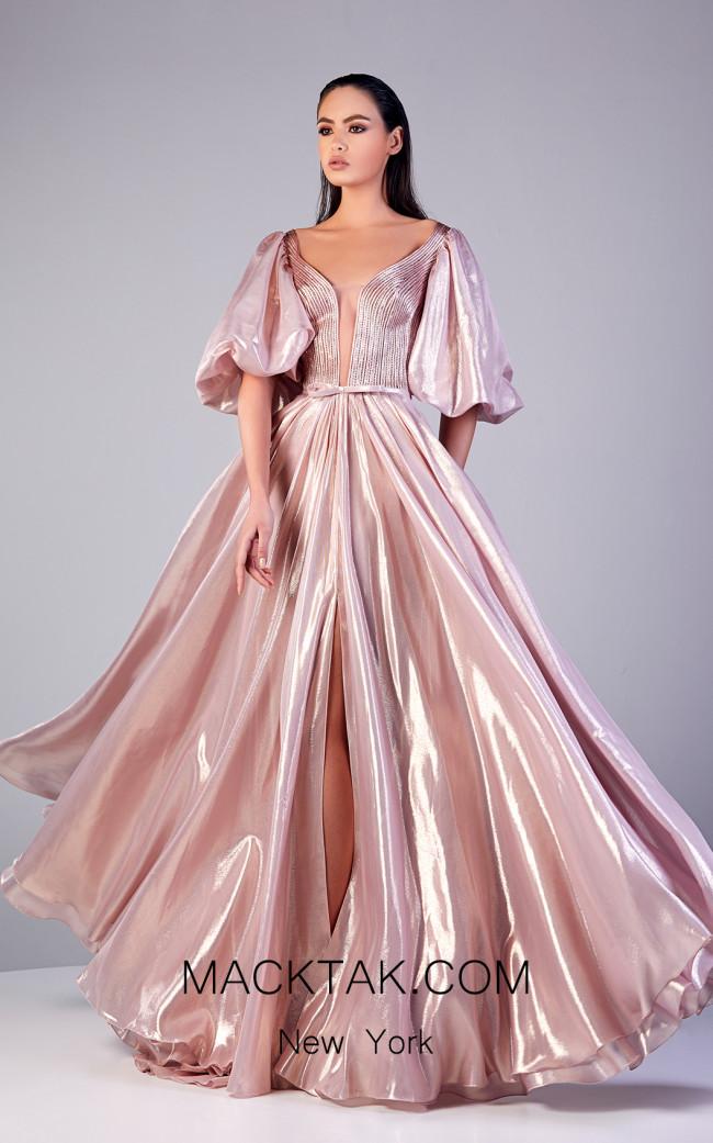 Gatti Nolli OP5186 Bergenia Front Dress