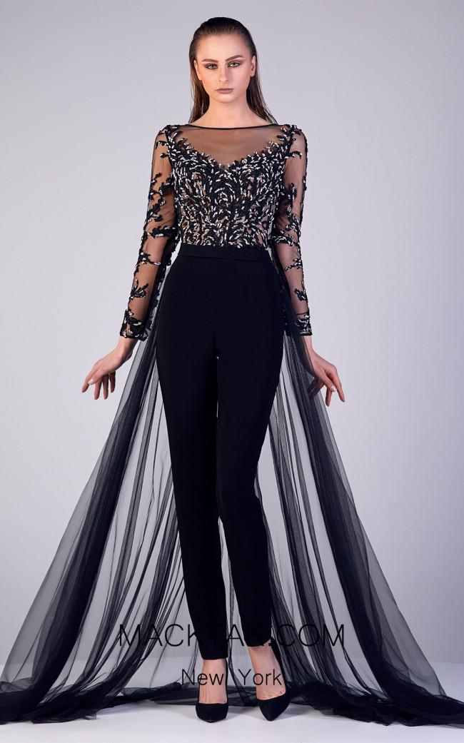 Gatti Nolli OP5193 Gardenia Front Dress