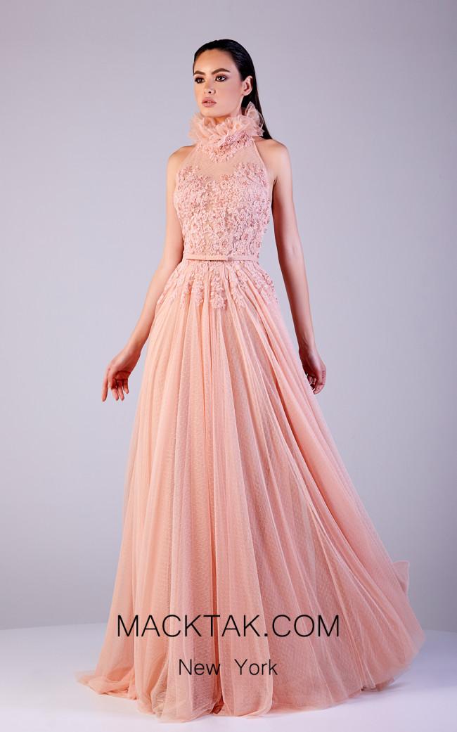 Gatti Nolli OP5202 Zenobia Front Dress