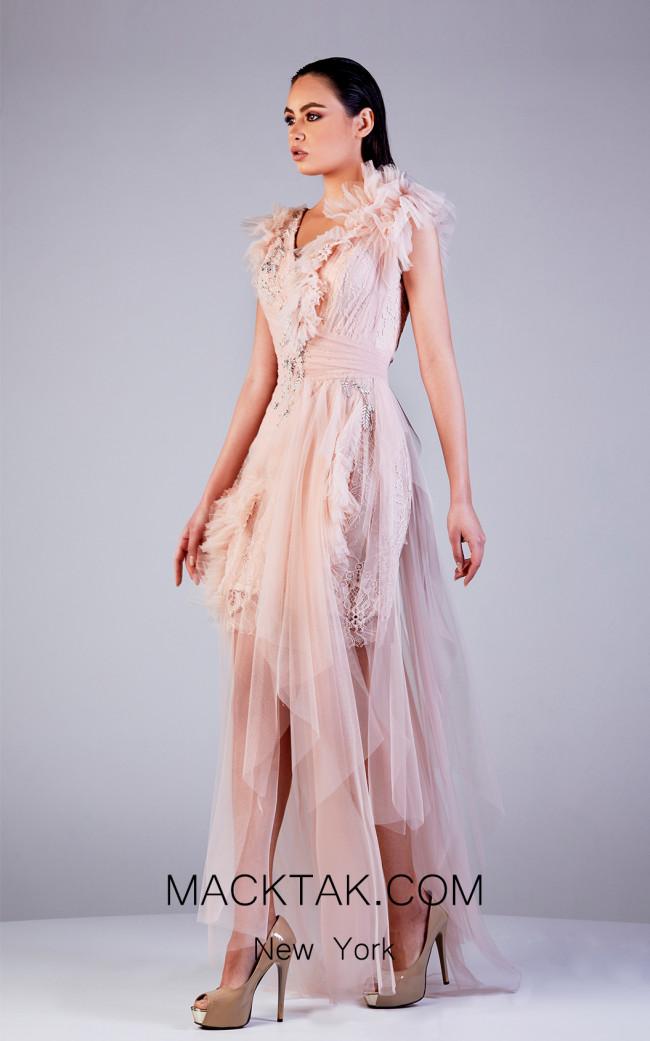 Gatti Nolli OP5507 Nemesia Front Dress
