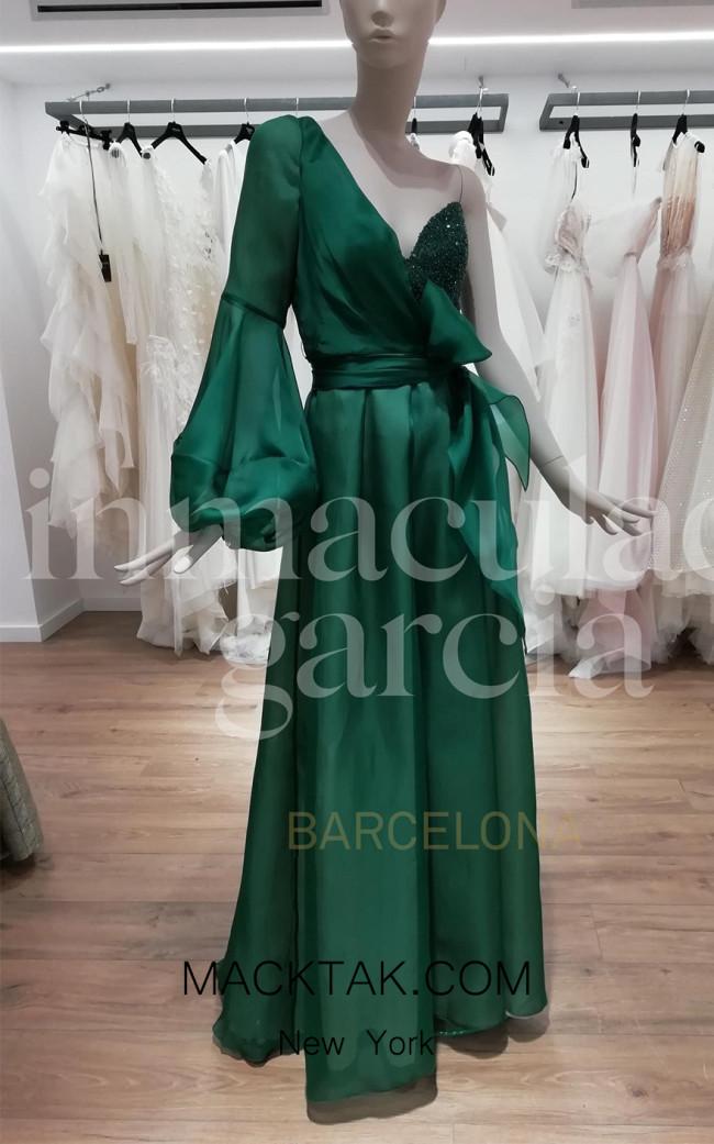 Inmaculada Garcia Amarisa Front Dress