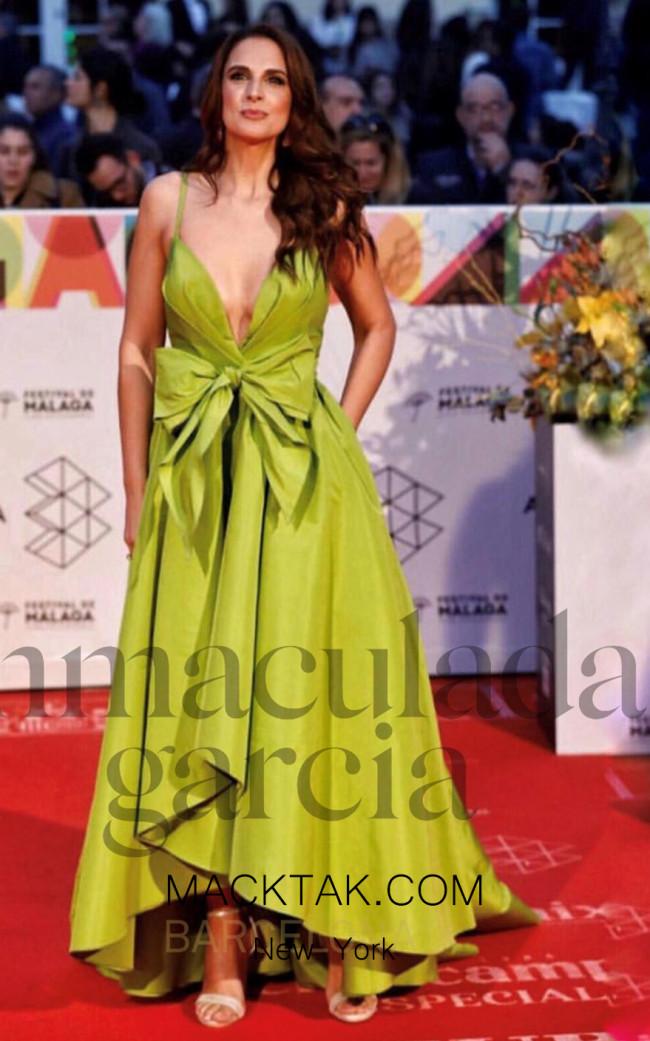 Inmaculada Garcia Charlotte Front Dress