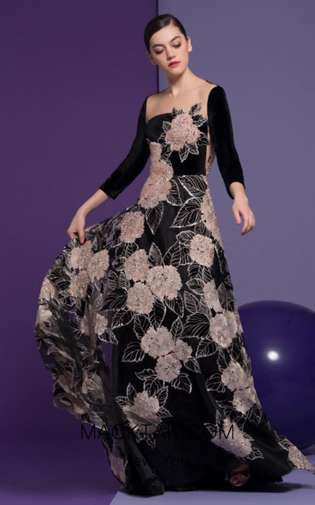 Isabel Sanchis Adeline 03 Front Dress