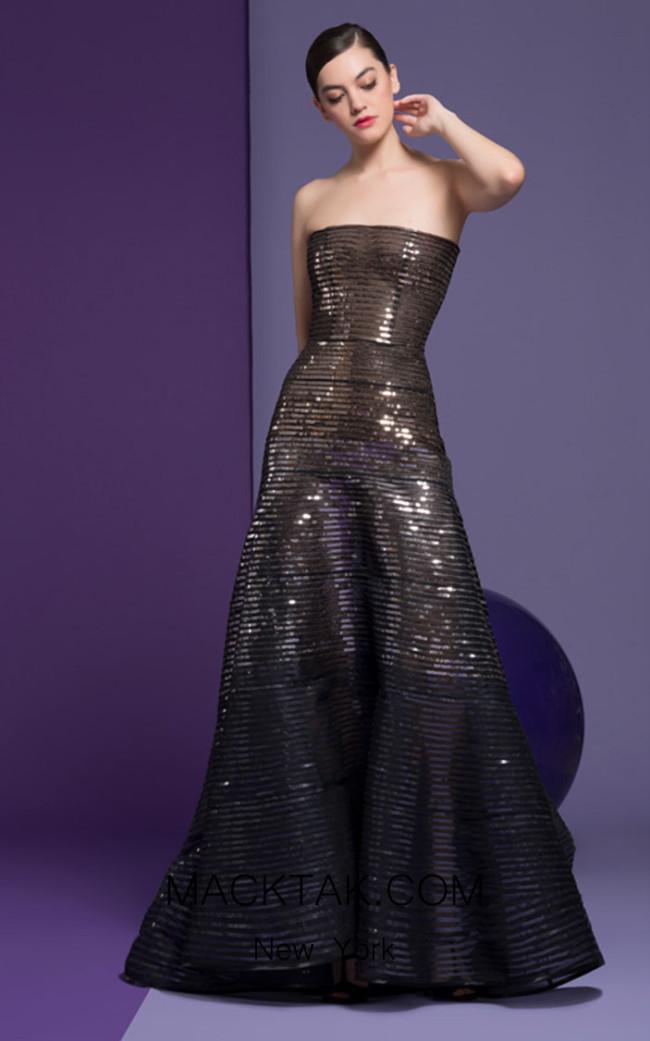 Isabel Sanchis Anthea 37 Front Dress