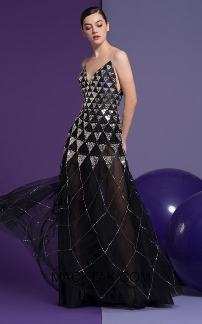 Isabel Sanchis Artemis 41 Front Dress