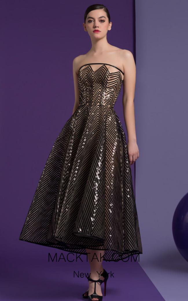 Isabel Sanchis Bebette 51 Front Dress