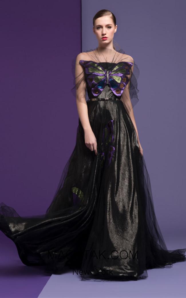 Isabel Sanchis Catherine 78 Front Dress