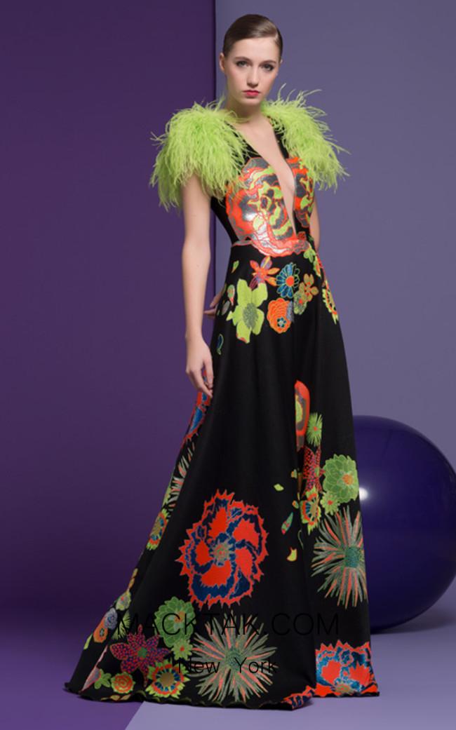 Isabel Sanchis Erika 141 Front Dress
