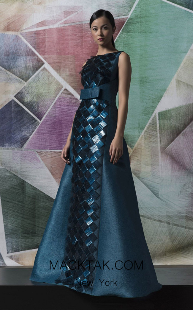 Isabel Sanchis Gazon Front Dress
