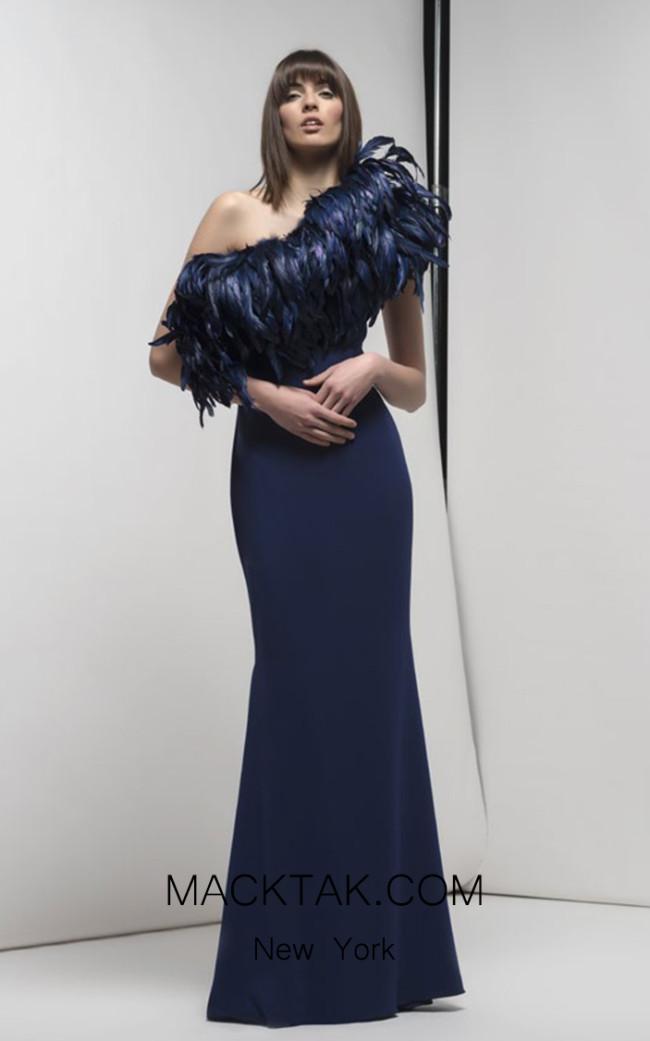 Isabel Sanchis Grifton 144 Front Dress