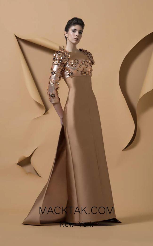 Isabel Sanchis Guama Front Dress