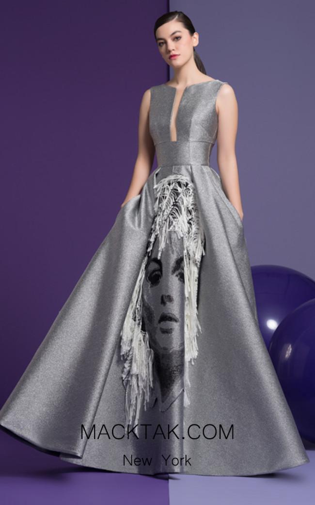 Isabel Sanchis Jennifer 192 Front Dress