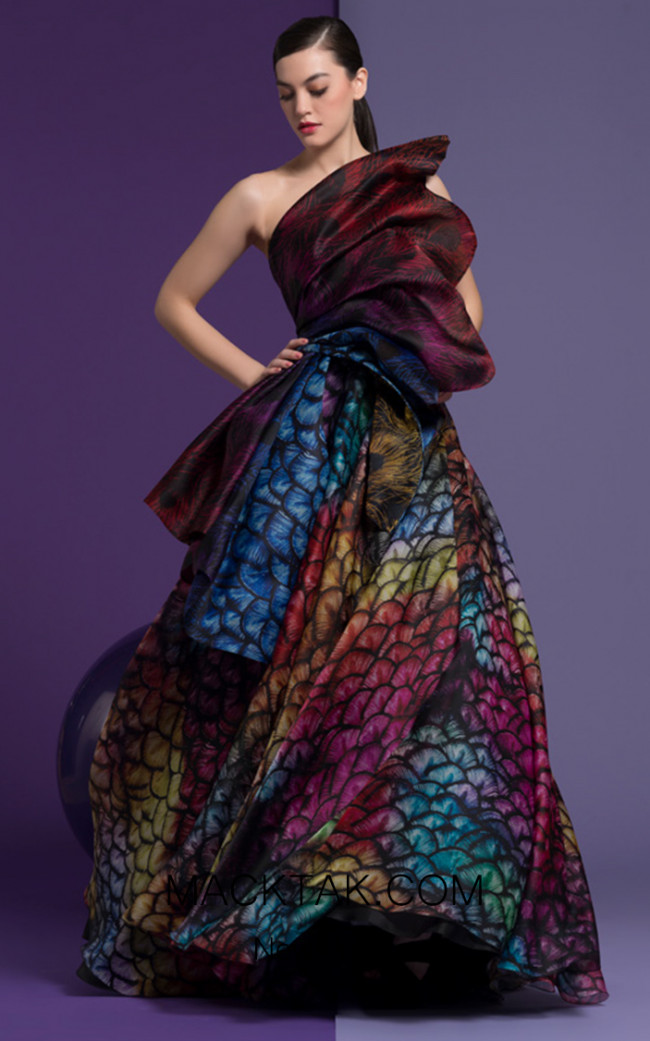 Isabel Sanchis Joanne 197 Front Dress