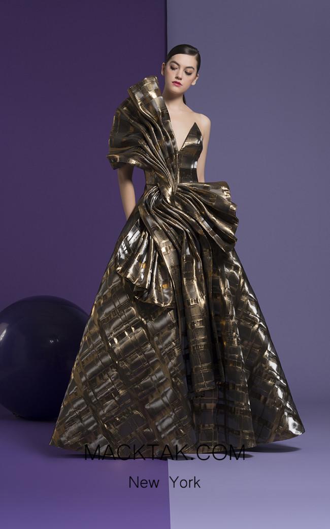 Isabel Sanchis Joyce 202 Front Dress