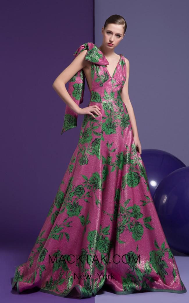 Isabel Sanchis Karelle 210 Front Dress