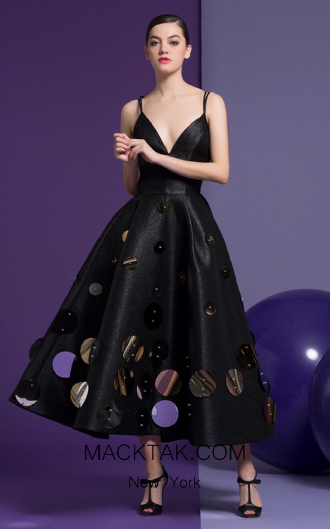 Isabel Sanchis Karla 214 Front Dress