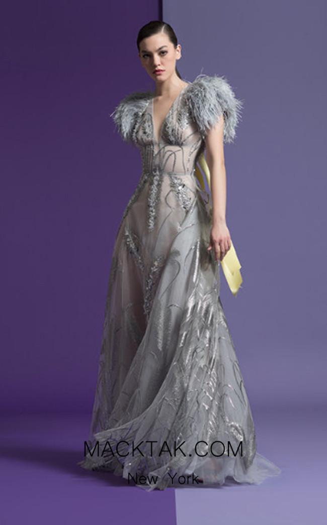 Isabel Sanchis Keiler 220 Front Dress