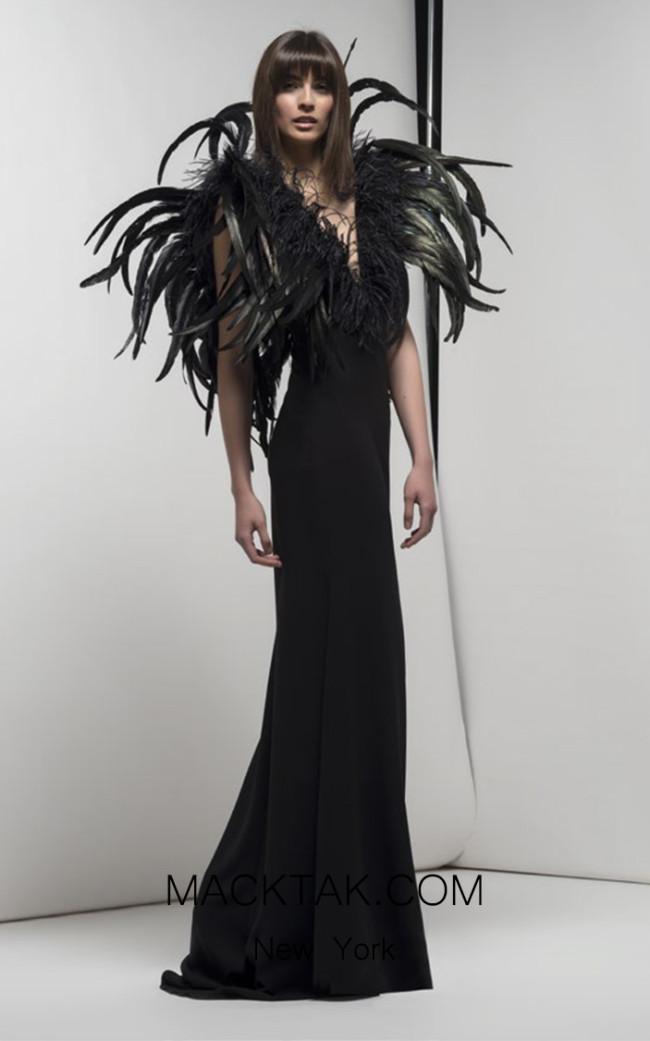 Isabel Sanchis Lansing 185 Front Dress