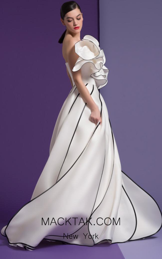 Isabel Sanchis Linda 246 Front Dress