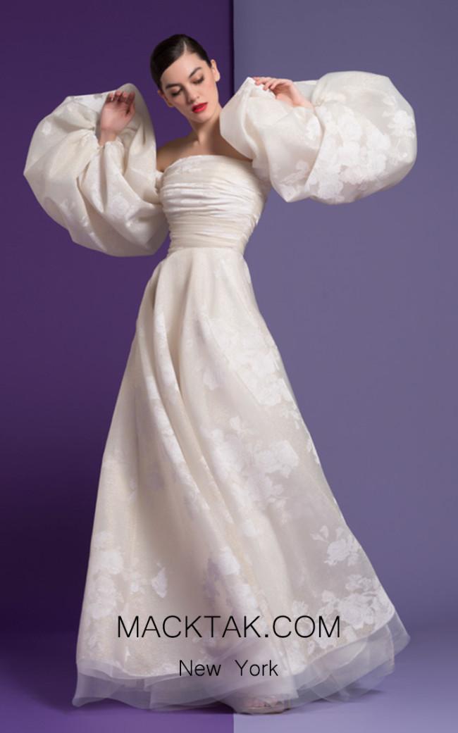 Isabel Sanchis Lorette 253 Front Dress