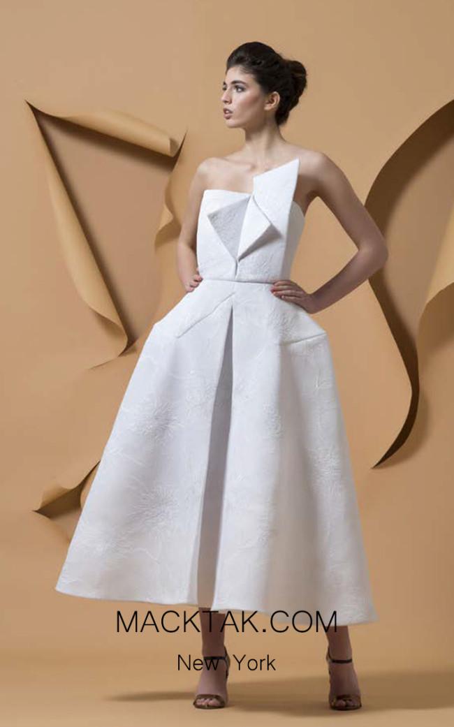 Isabel Sanchis Mete Front Dress