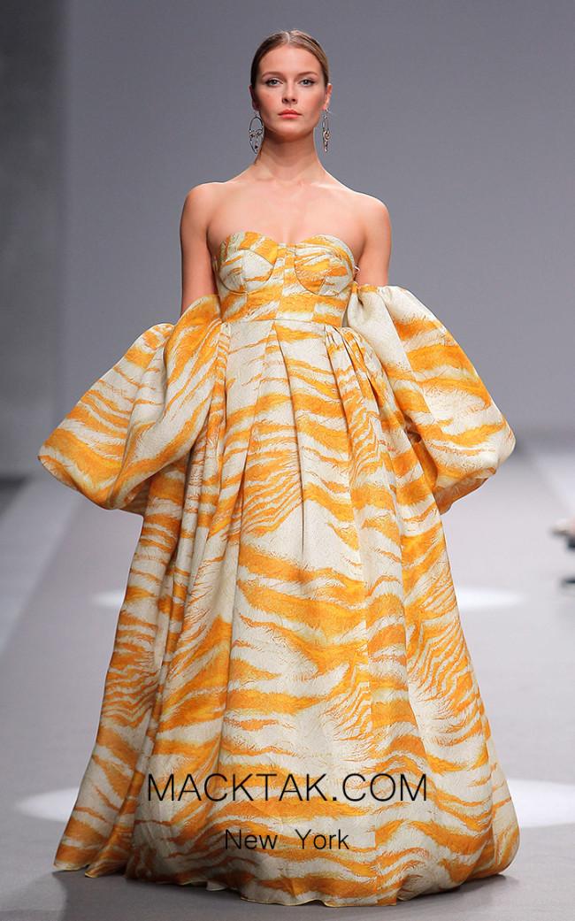 Isabel Sanchis Oldfort 243 Front Dress