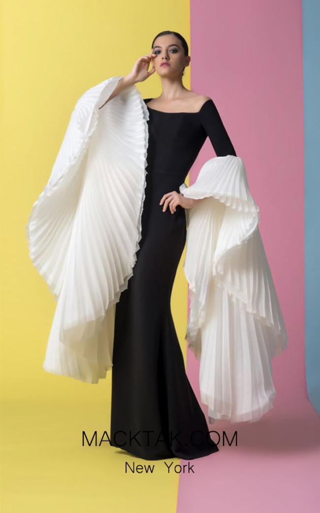 Isabel Sanchis Owain 309 Front Dress