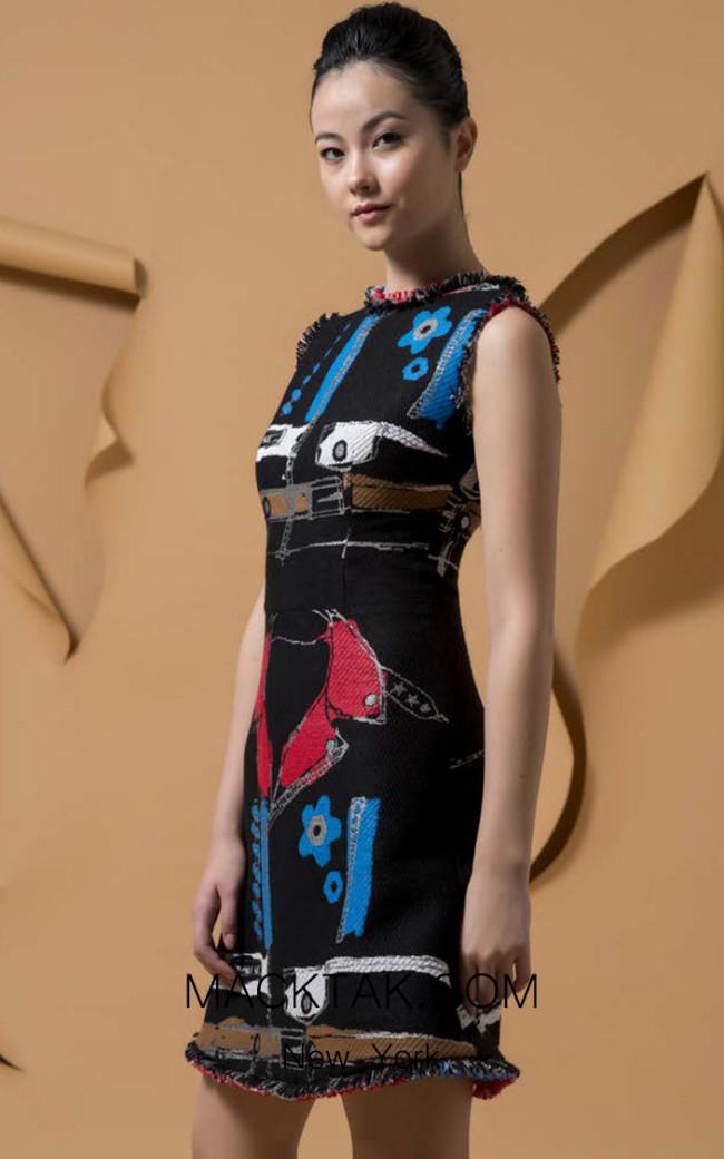 Isabel Sanchis Quebrada Front Dress