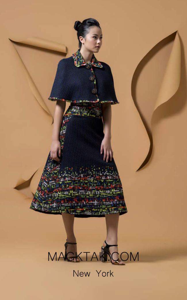 Isabel Sanchis Tafallez Front Dress