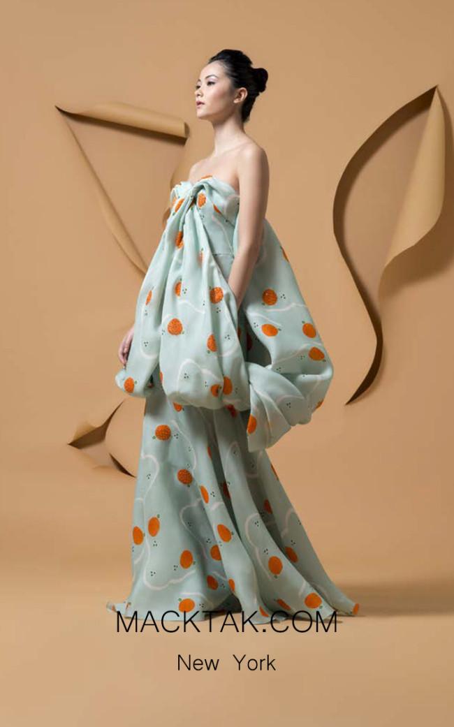 Isabel Sanchis Ugelara Front Dress